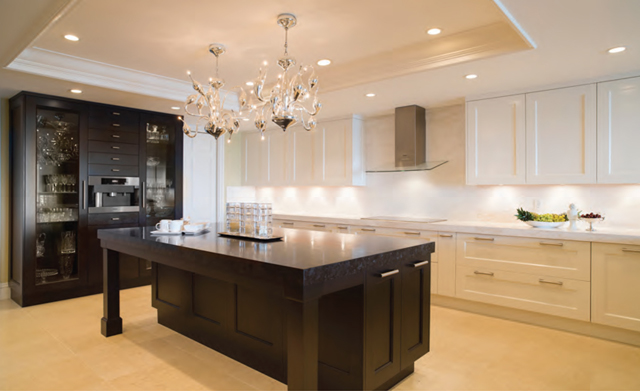 Shear custom kitchen